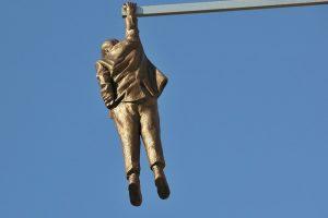 Belajar Saham Candlestick Hanging Man