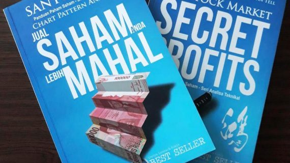 Rekomendasi Buku Yang Wajib Untuk Investor Pemula